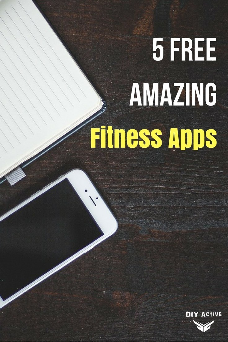 5 Free Amazing Fitness Apps