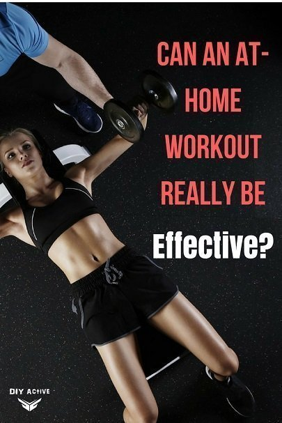Can An At-Home Workout Really Be Effective