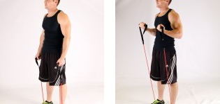 At-Home Training: Resistance Bands