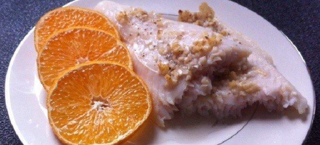 Recipe: Baked Fish