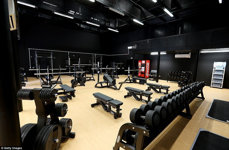 crossfit garage gym ideas - 21 of the World s Coolest Gyms DIY Active