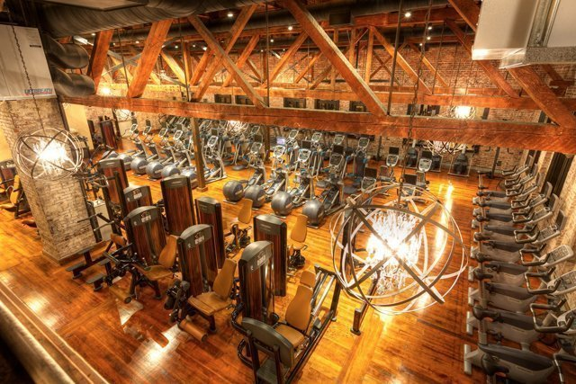 21 of the World's Coolest Gyms Awesome Gyms