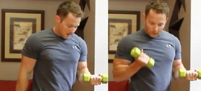 Arm Equation Part Two: Bicep Workout