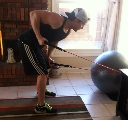 From Flab to Fab: At-Home Tricep Workout