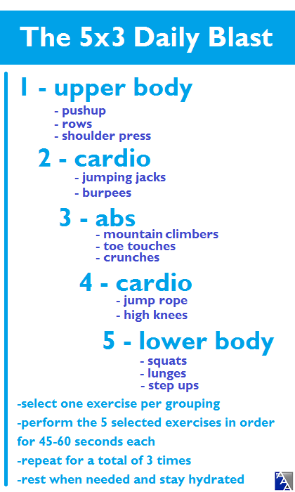 Blast Calories With These 3 Quick Workouts