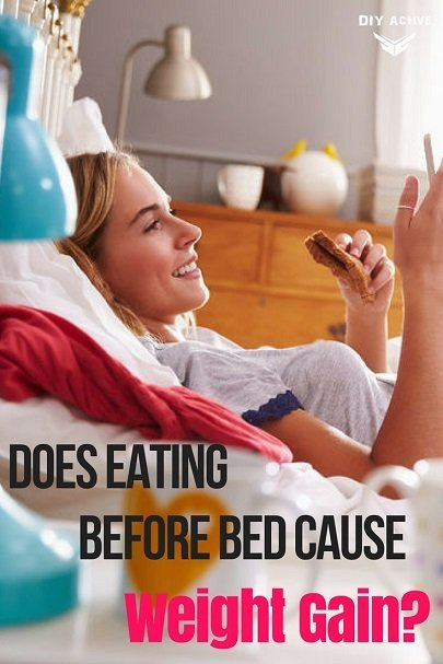 Does Eating Before Bed Cause Weight Gain?