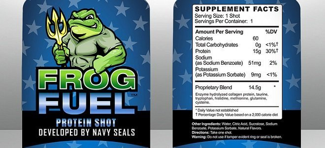 Product Review: Frog Performance Review Frog Fuel Review