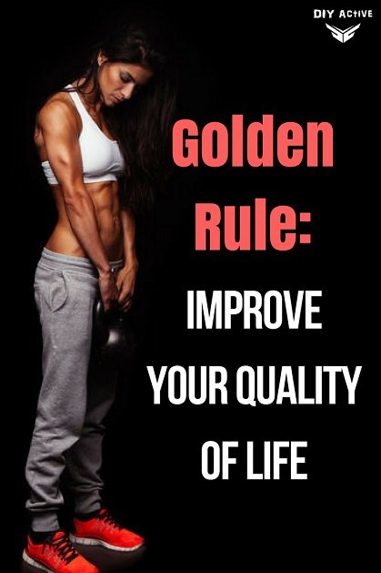 Functional strength Golden Rule: Improve Your Quality of Life