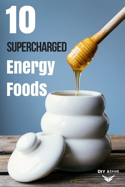 Need a Boost Try These 10 Supercharged Energy Foods
