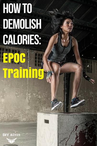 How to Demolish Calories EPOC Training