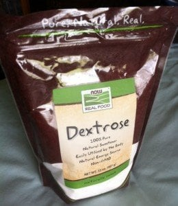 Wanna Grow? Try This Post Workout Drink Dextrose