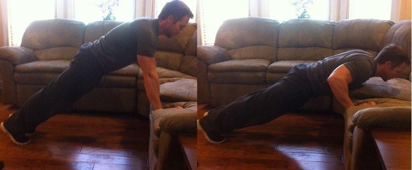 Couch Potato Workout: Let's Go!