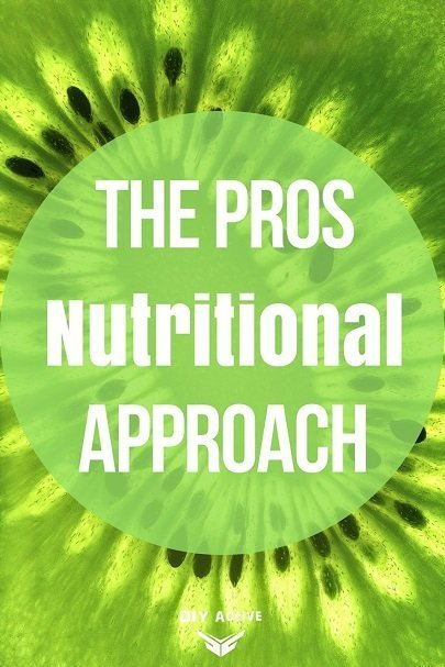 The Pros Nutritional Approach