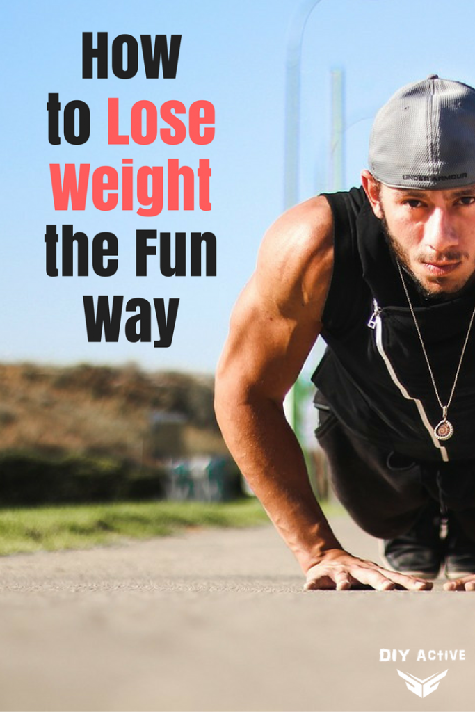 Tired of the Gym Lose Weight the Fun Way
