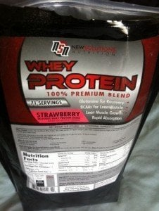 Wanna Grow? Try This Post Workout Drink Protein