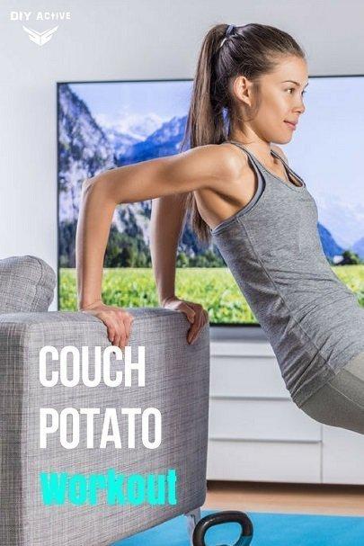 Couch Potato Workout: Let\'s Go!