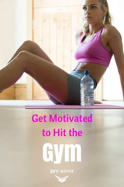how to stay motivated for the gym