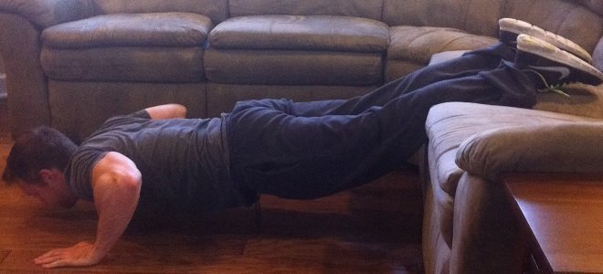 Couch Potato Workout: Let's Go!