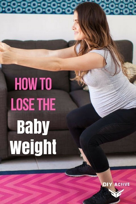 10 Ways to Lose Baby Weight After Pregnancy