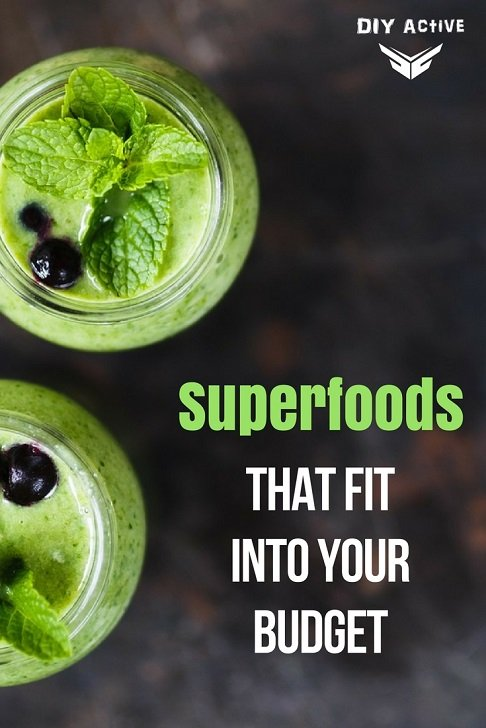 Superfoods That Fit into Your Budget