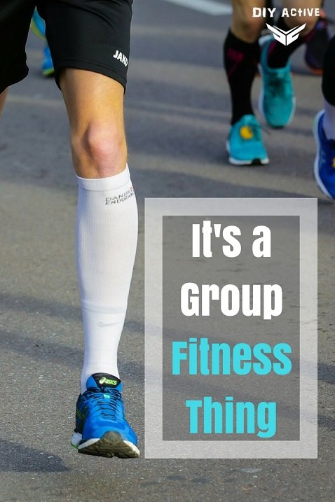 It's a Group Fitness Thing