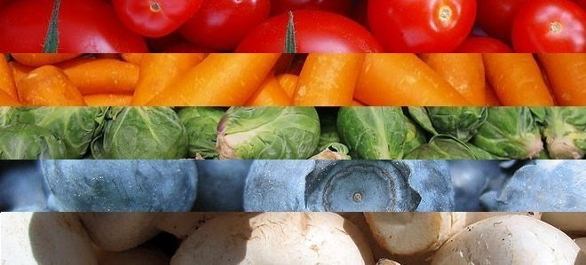 Eat Healthy: Add Colors to your Life
