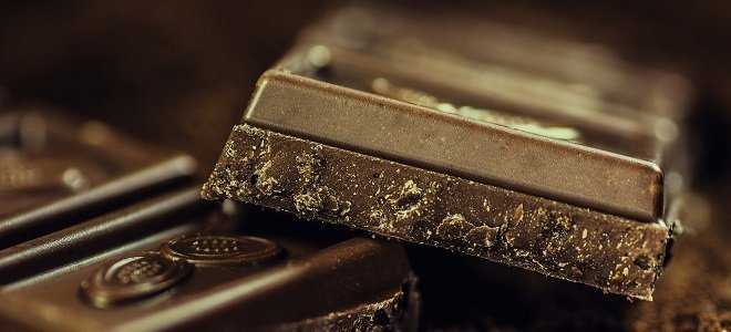 Guilty Pleasure Foods Chocolate