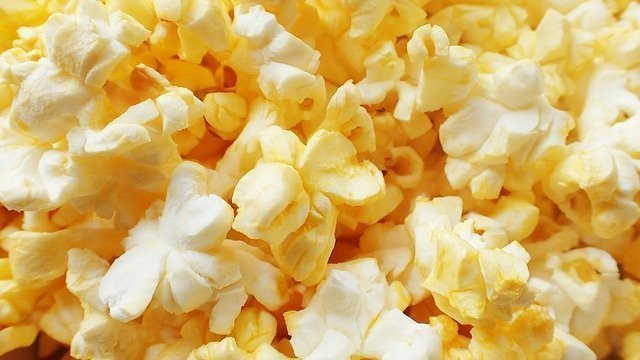 Guilty Pleasure Foods Popcorn