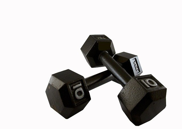 Weight Loss Secrets Dumbbell