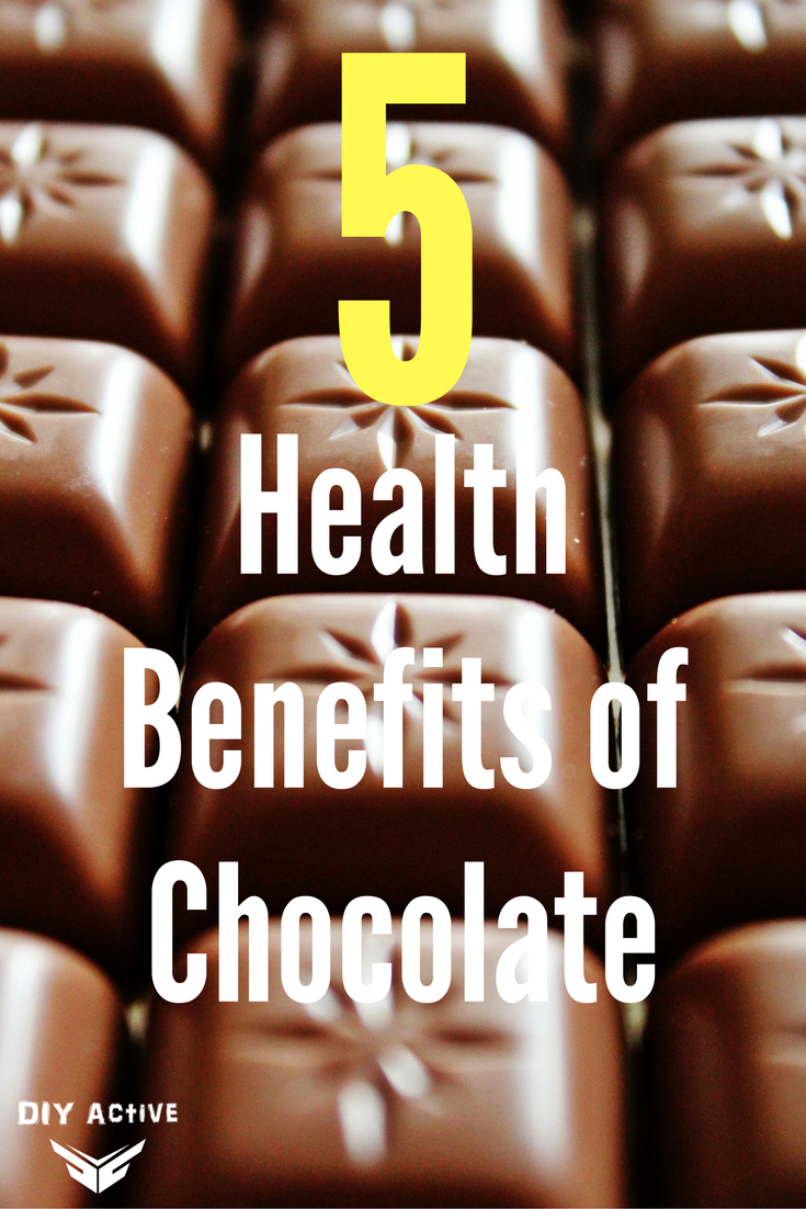 5 Health Benefits of Chocolate
