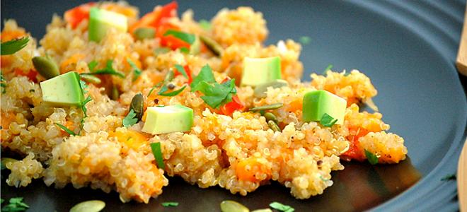 Recipe: Southwest Quinoa Salad
