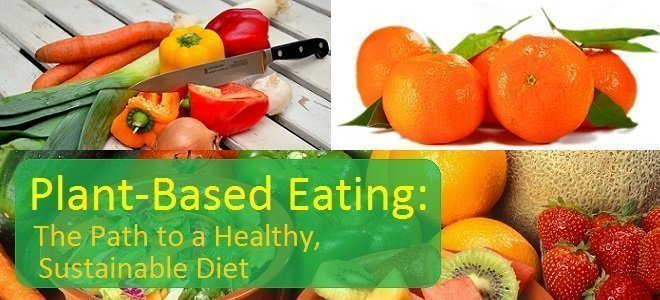 Plant-Based Eating: The Path to a Healthy, Sustainable Diet