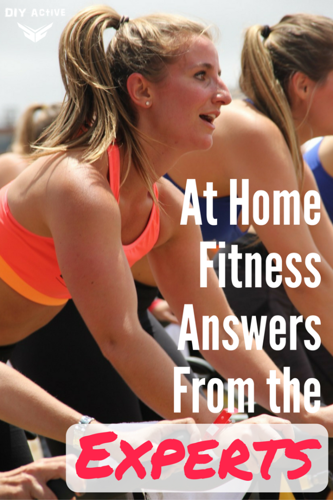 At Home Fitness Answers From the experts