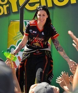 Alexis DeJoria interview Fans