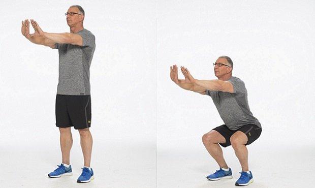 Time Saving Workout