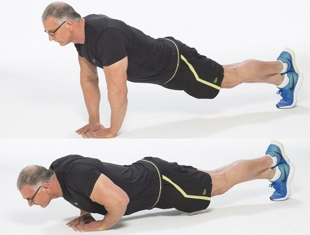 Time Saving Workout - Fit Fuel: Robert Irvine