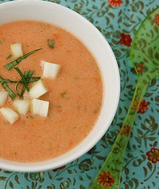Amazing Summer Tomato Soup Ft 2