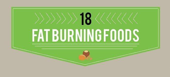18 Fat Burning Foods