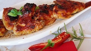 Recipes for athletes chicken