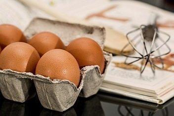 sports snacks eggs