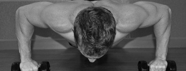 At-Home Workout Injury Pushup