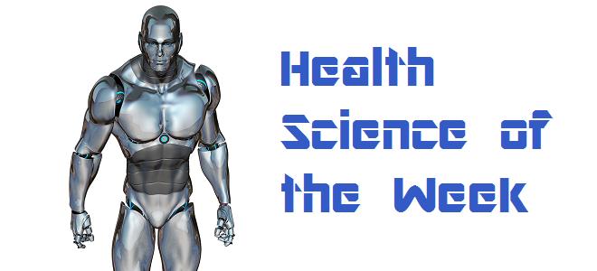 Health Science of the Week: 1/8/2016