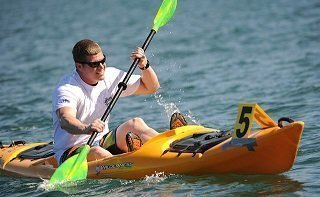 Avoid workout injuries kayak