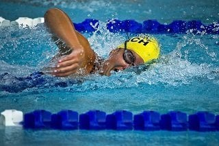 Avoid workout injuries swim