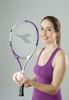Avoid workout injuries tennis
