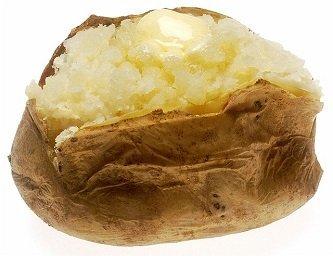 Carb cycling potato
