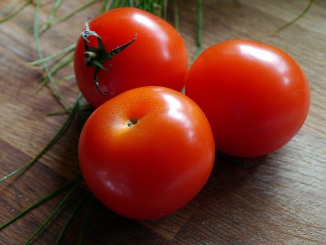 Paleo Diet Benefits Tomato