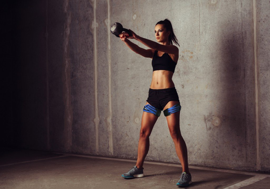 Blood Flow Restriction Training BFR Training Occlusion Training Swings