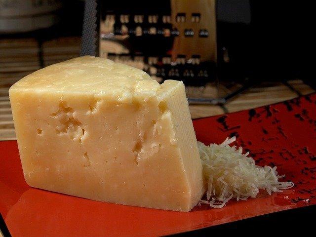 Low Carb Foods Parmesan