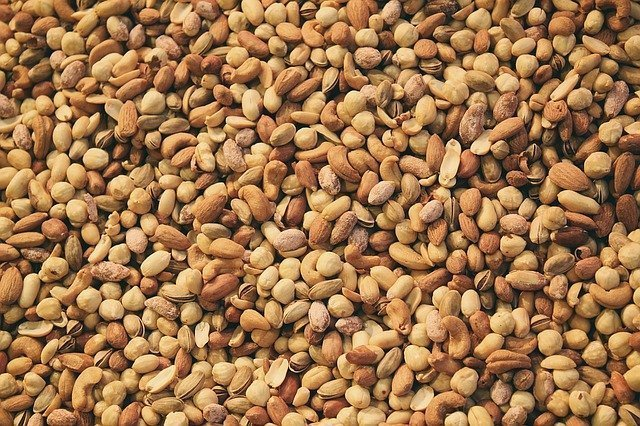 Low Carb Foods Seeds